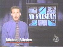 The first Ad Nauseam guy: Michael Bliden. He was just as good as Steve Carell and Ed Helms.
