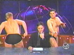 I smell man butt...